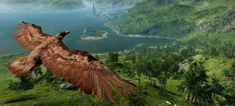 Эксклюзив для PS4 от Мишеля Анселя WiLD все еще в разработке