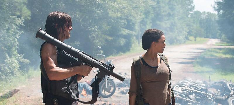 Ближайшие три эпизода The Walking Dead будут длиннее обычных