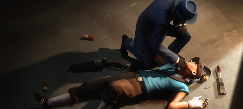 Valve начала блокировку игорных сайтов Team Fortress 2