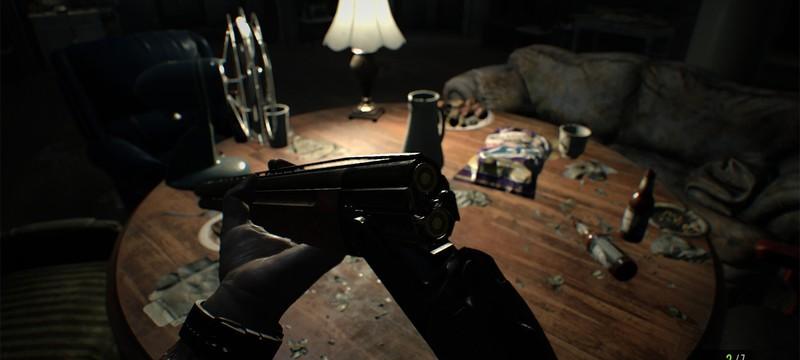 Акции Capcom падают, несмотря на успех Resident Evil 7