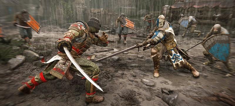 Ubisoft проведёт открытую бету For Honor на следующей неделе