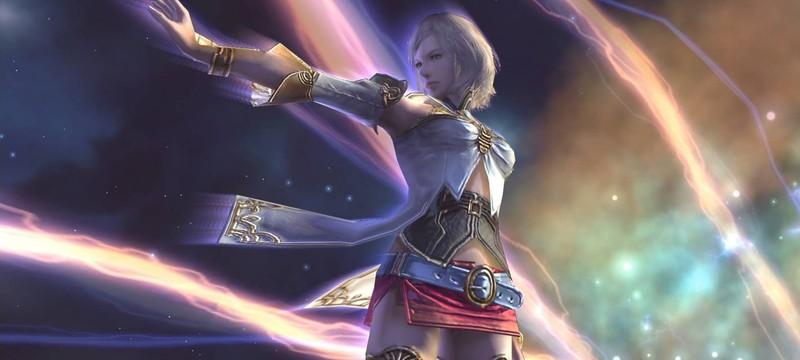 Final Fantasy XII: The Zodiac Age выйдет в июле