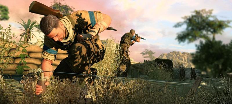 Предрелизный геймплейный трейлер шутера Sniper Elite 4
