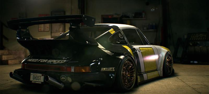 Новая игра Need for Speed — самая впечатляющая и красивая NFS в истории