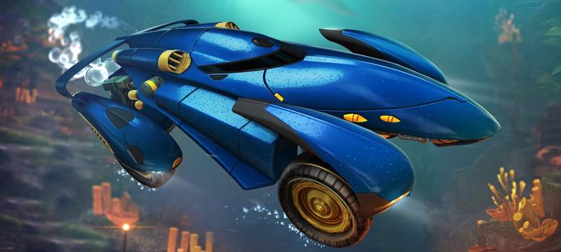 Psyonix и Zag Toys начнут выпускать игрушки Rocket League этой весной