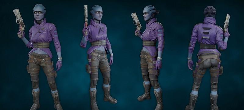 Косплей-гайд Пиби из Mass Effect Andromeda