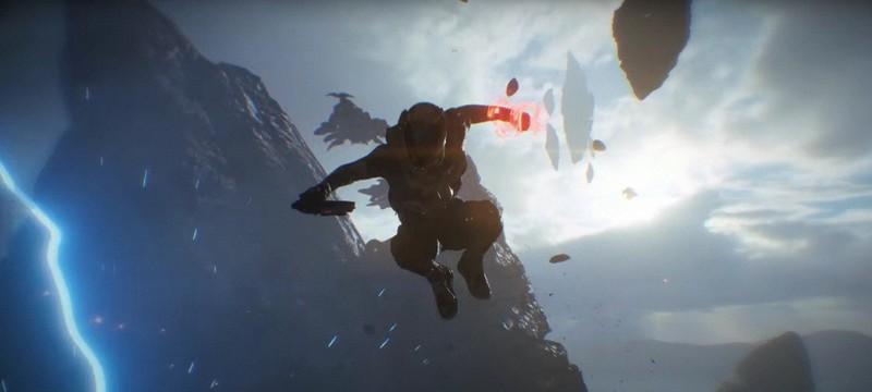 Первые кадры мультиплеера Mass Effect Andromeda в трейлере предзаказа