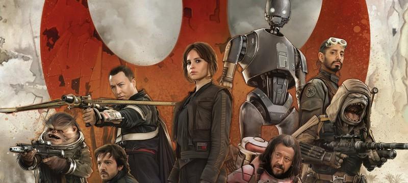 Star Wars: Rogue One представлен в виде 8-битной игры