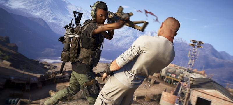 Геймеры просят Ubisoft отложить релиз Ghost Recon: Wildlands