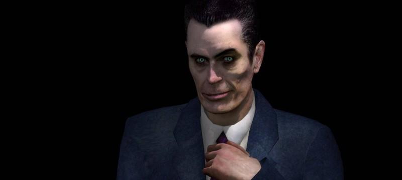 Занимавшийся озвучкой G-Man актер рассказал о работе над Half-Life