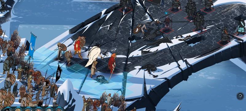 Объявлены дополнительные цели Banner Saga 3