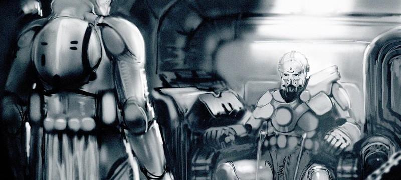 Концепт-художник опубликовал арты отмененных игр Star Wars
