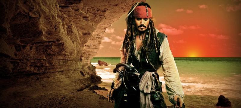 """Второй трейлер """"Пиратов Карибского моря 5"""""""