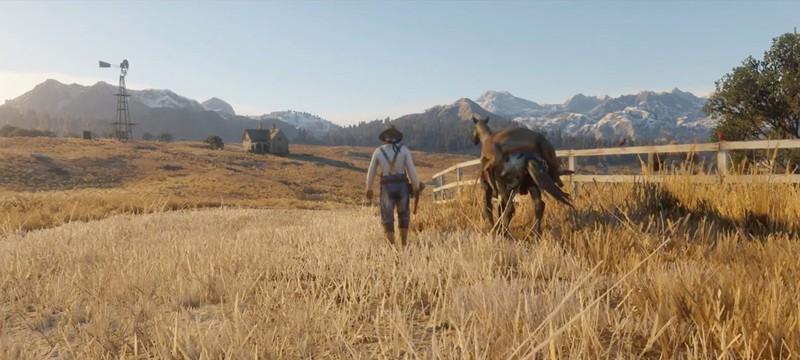 Слух: Первые детали Red Dead Redemption 2 будут доступны после 7 февраля