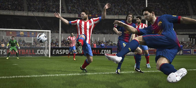 FIFA 18 выйдет на Nintendo Switch