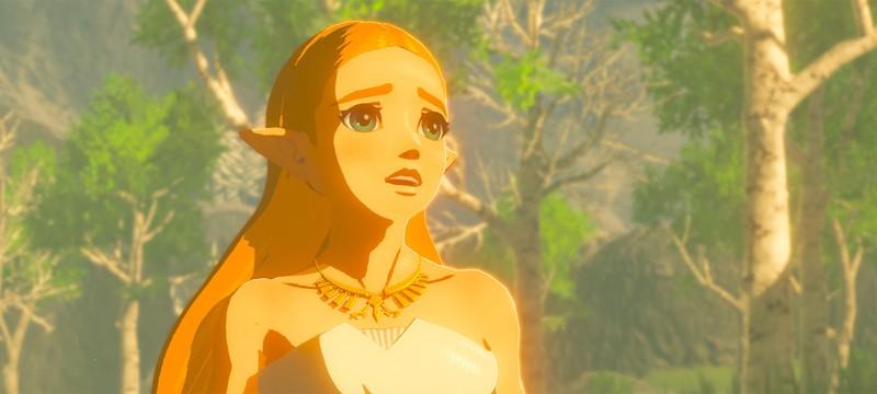 The Legend of Zelda: Breath of the Wild ушла на золото