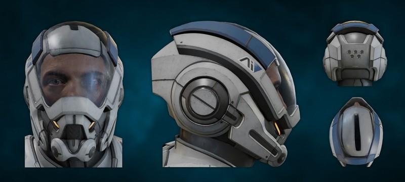 Косплей-гайды Скотта и Сары Райдер из Mass Effect Andromeda