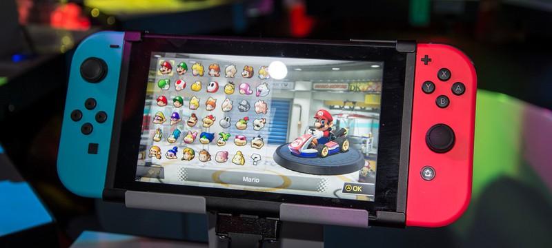 Nintendo Switch выйдет без интернет-браузера