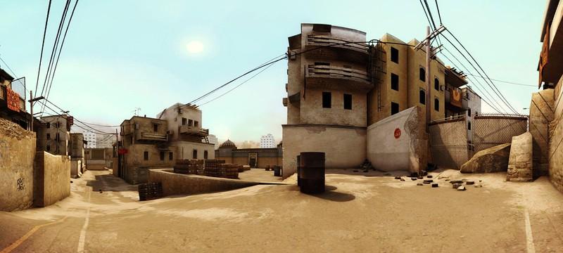 Почему карта Dust2 в Counter-Strike столь популярна