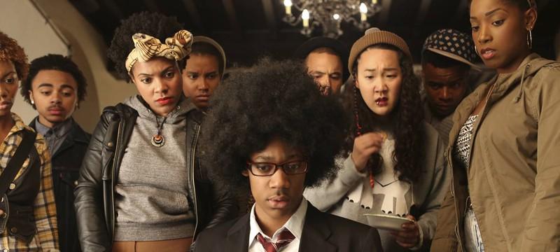 Dear White People — комедийный сериал о расовой дискриминации от Netflix