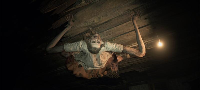 Продажи Resident Evil 7 на PC достигли 300 тысяч копий
