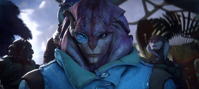 Сторонний контент Mass Effect Andromeda вдохновлен The Witcher 3