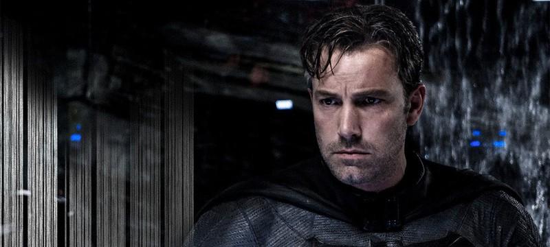 Слух: Аффлек и Warner Bros. одобрили сценарий нового сольника о Бэтмене