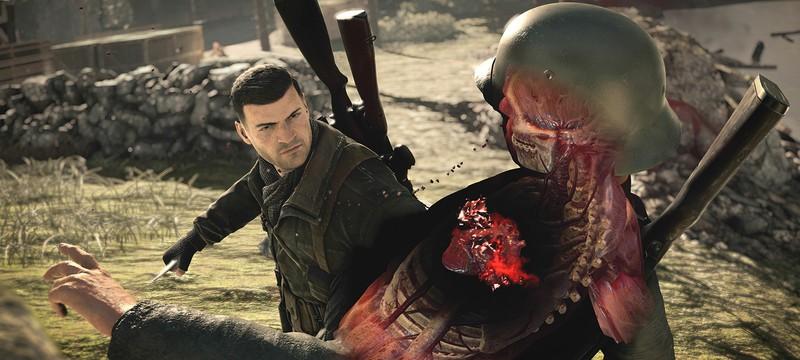 Релизный трейлер Sniper Elite 4