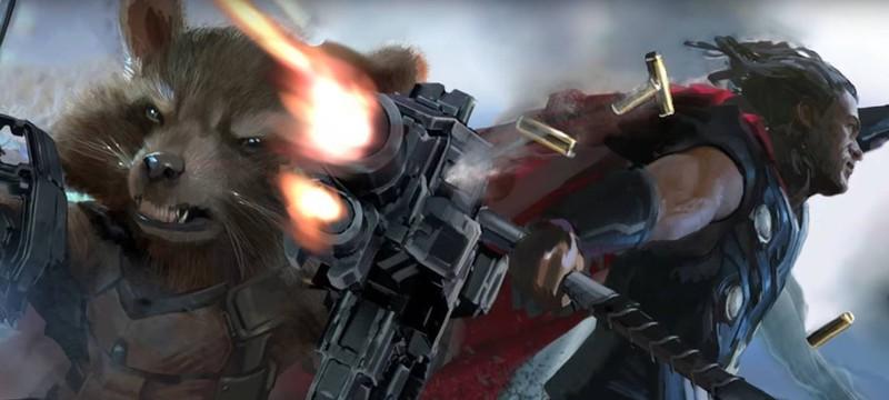 Marvel показала в видео начало работы над Avengers: Infinity War