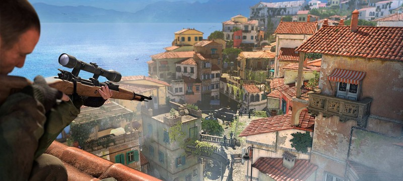 Sniper Elite 4 посвящен борьбе с фашизмом