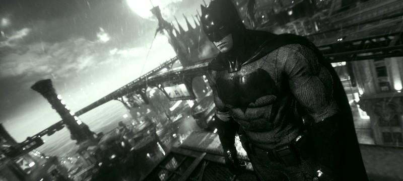 Форсированный режим PS4 Pro решает проблемы производительности Batman: Arkham Knight