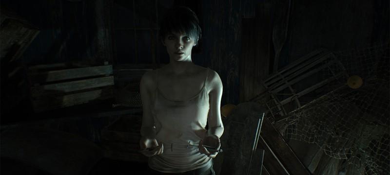 Вот как японцы зацензурили Resident Evil 7
