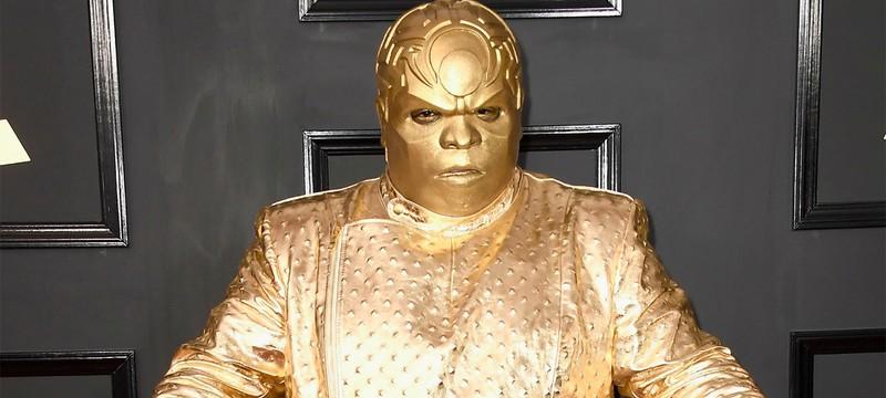 """У кого был лучший костюм на """"Грэмми""""? У CeeLo Green!"""