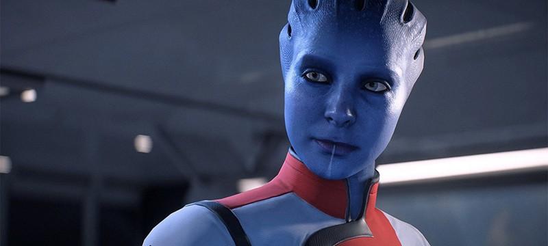 Новые скриншоты Mass Effect Andromedа