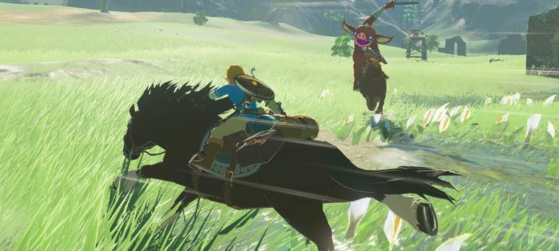 Nintendo любит деньги, поэтому для новой Zelda анонсировали Сезонный Пропуск