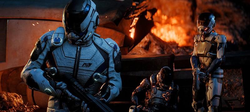 Геймплей Mass Effect Andromeda покажут в IMAX-кинотеатре перед релизом
