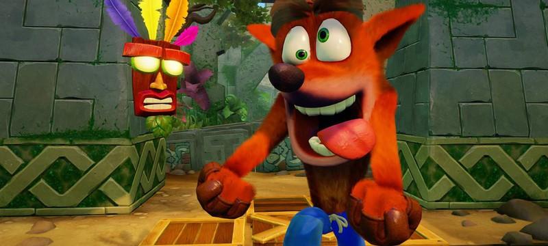 Новые скриншоты Crash Bandicoot N. Sane Trilogy