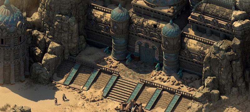 В Pillars of Eternity II: Deadfire может появиться возможность флиртовать с компаньонами