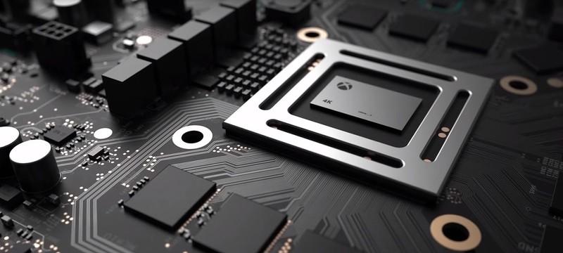 Microsoft представит Project Scorpio 11 июня