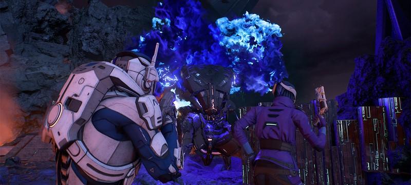 Серия геймплейных роликов Mass Effect Andromeda начнется завтра
