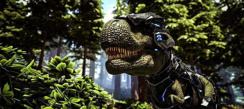 На PS4 продан миллион копий ARK: Survival Evolved