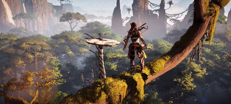 Фантастическая флора и фауна в новых трейлерах Horizon: Zero Dawn