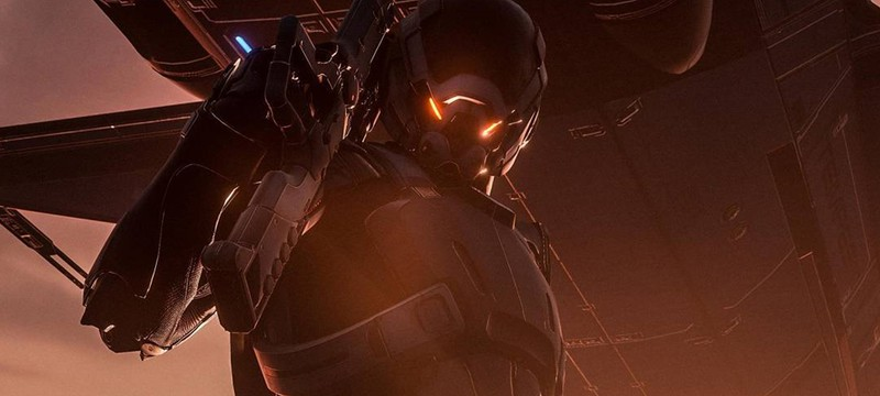 Серия геймплейных роликов Mass Effect Andromeda: оружие и способности