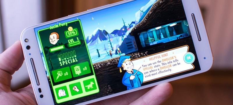 Bethesda тизерит новую мобильную игру