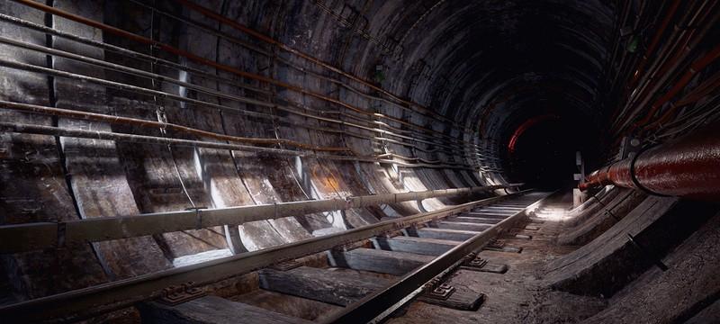 Художник Uncharted воссоздал сцену Half-Life: Black Mesa на Unreal Engine