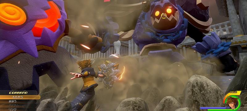 Новые скриншоты ремейка Final Fantasy VII и Kingdom Hearts III