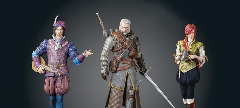 Dark Horse выпустит еще три фигурки The Witcher 3