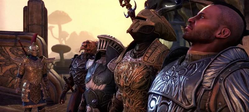 Первый геймплейный трейлер дополнения Morrowind для The Elder Scrolls Online