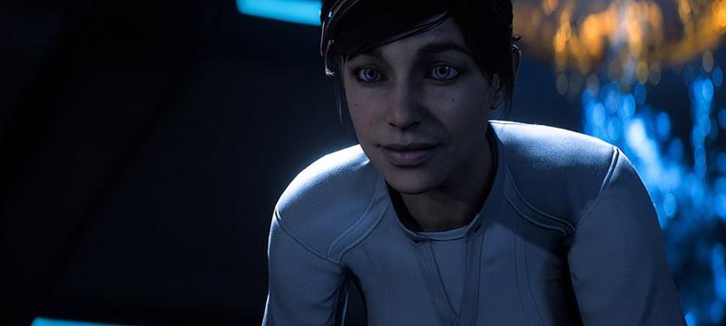 Немного новых скриншотов Mass Effect: Andromeda