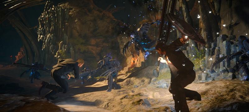 Дополнение Episode Gladiolus для Final Fantasy XV появится в конце марта
